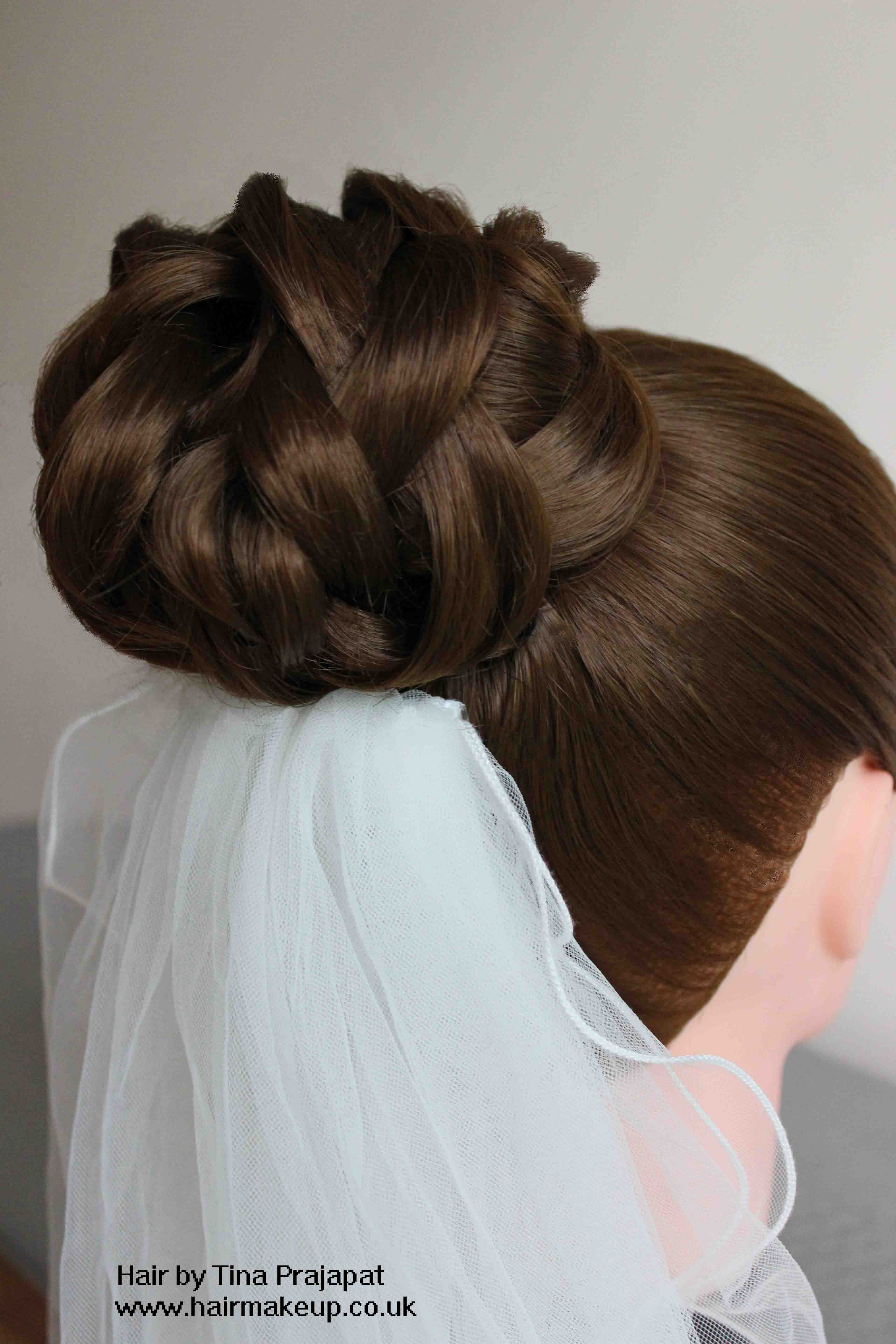 Hair Up Ideas For Brides And Special Occasions