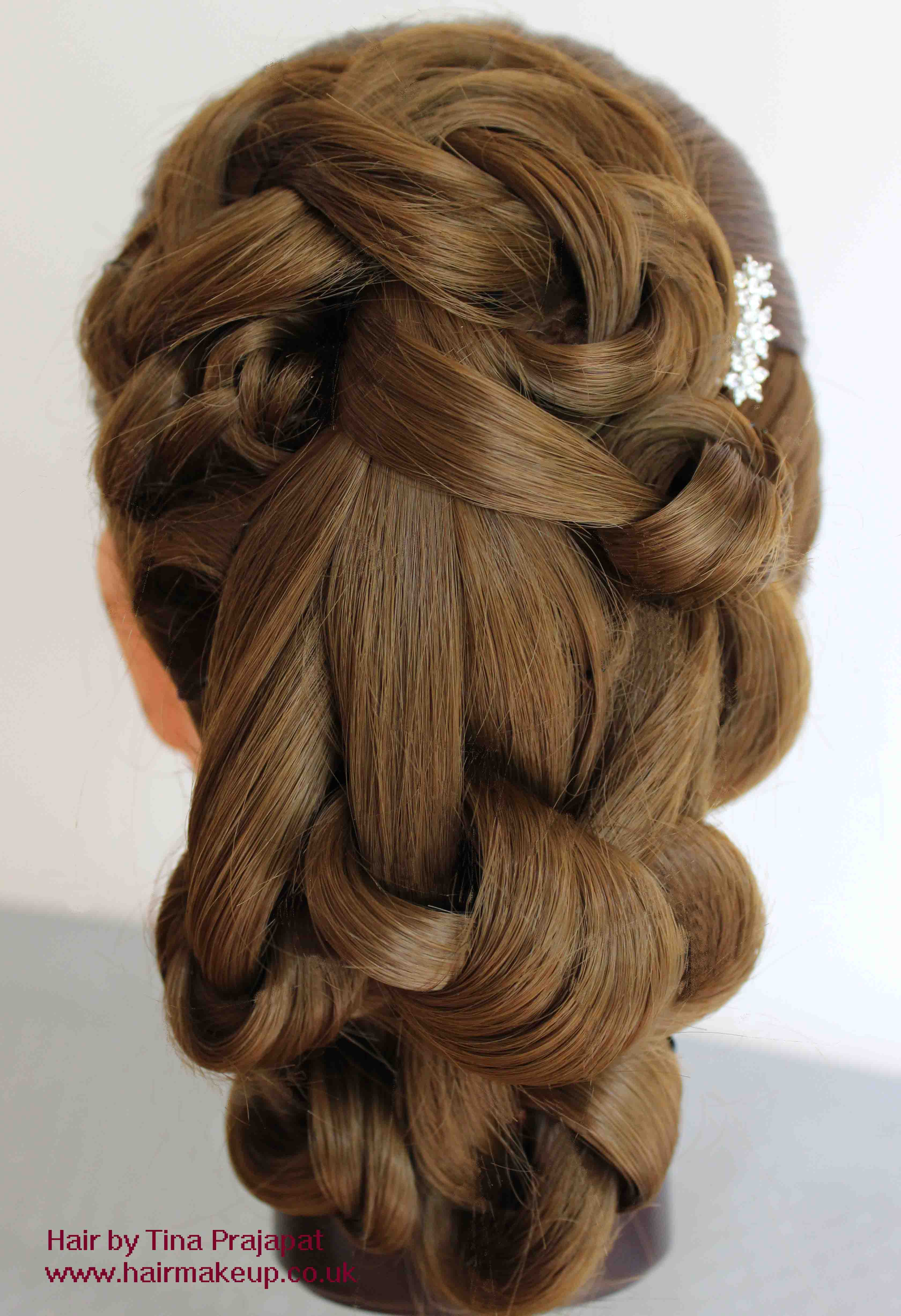 Swell Step By Step Loosely Draped Knotted Hairstyle Short Hairstyles Gunalazisus