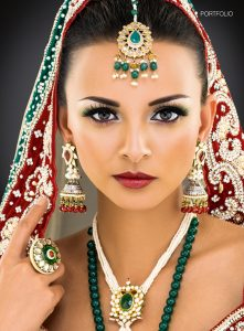 Asian Bridal Make-up