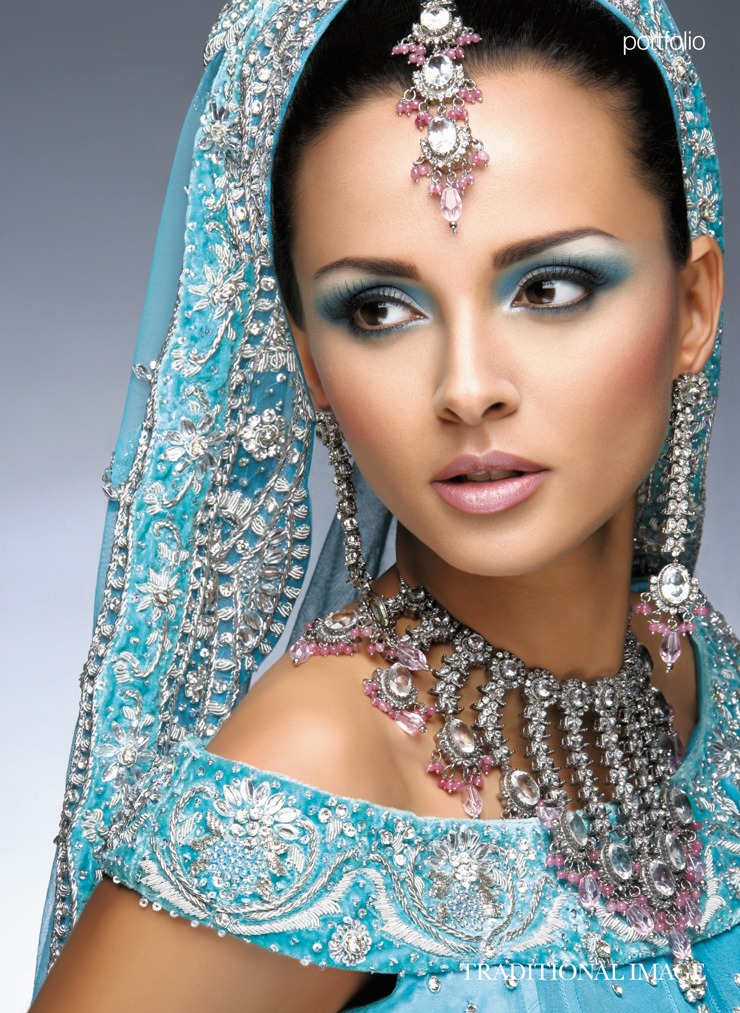 Asian Wedding Make-up | Bridal Hair Make-up Artist Northwest