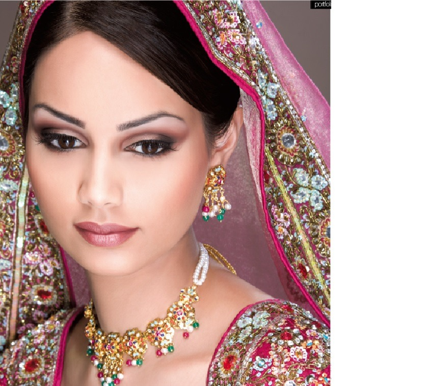 Asian Bridal Makeup Artist