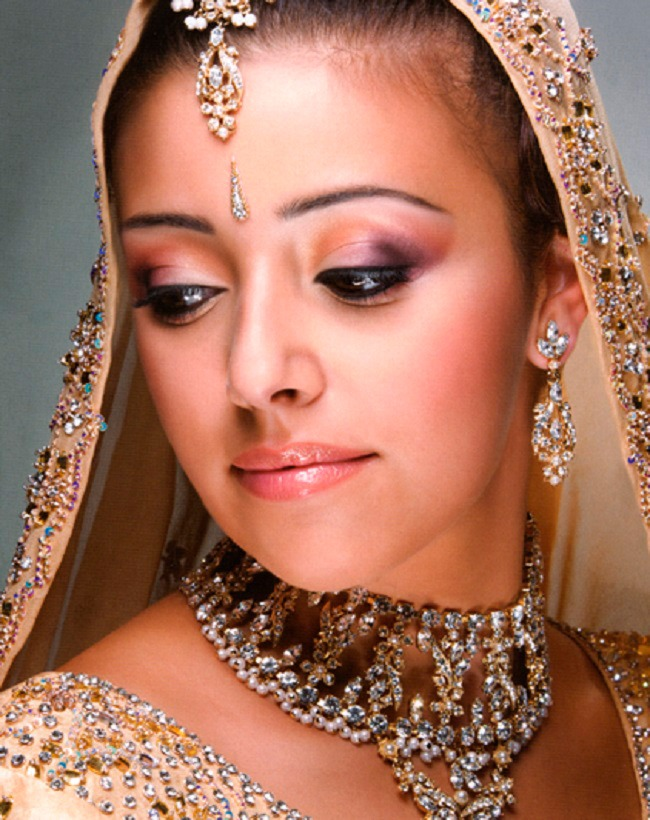 Asian Bridal Makeup London
