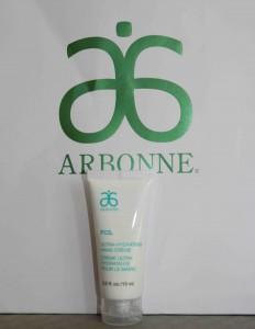 Arbonne hand cream