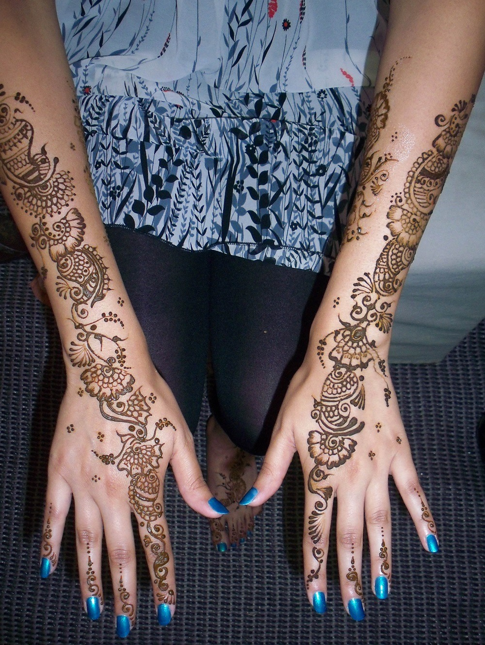 Bridal Mehndi London
