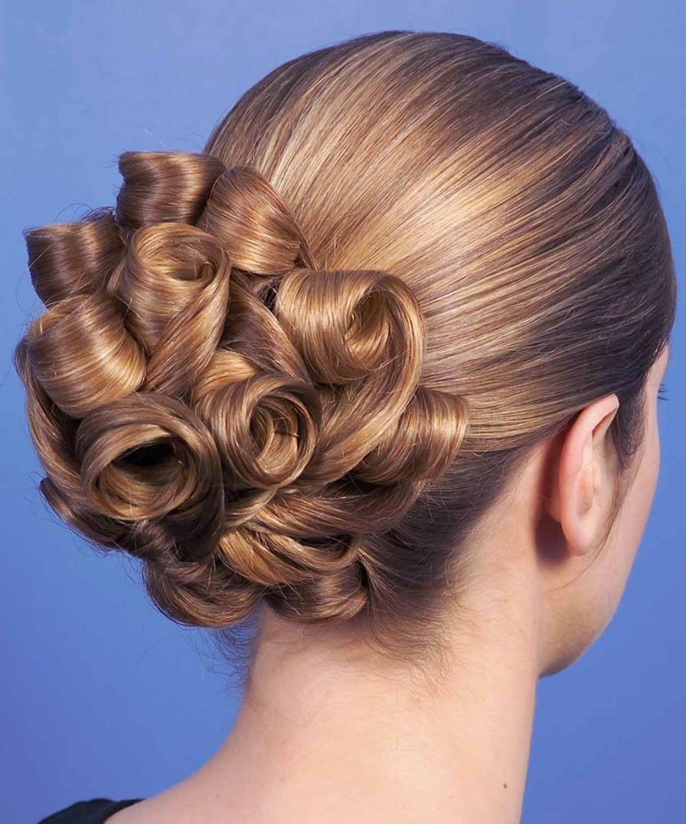 Bridal Hair Stylist London