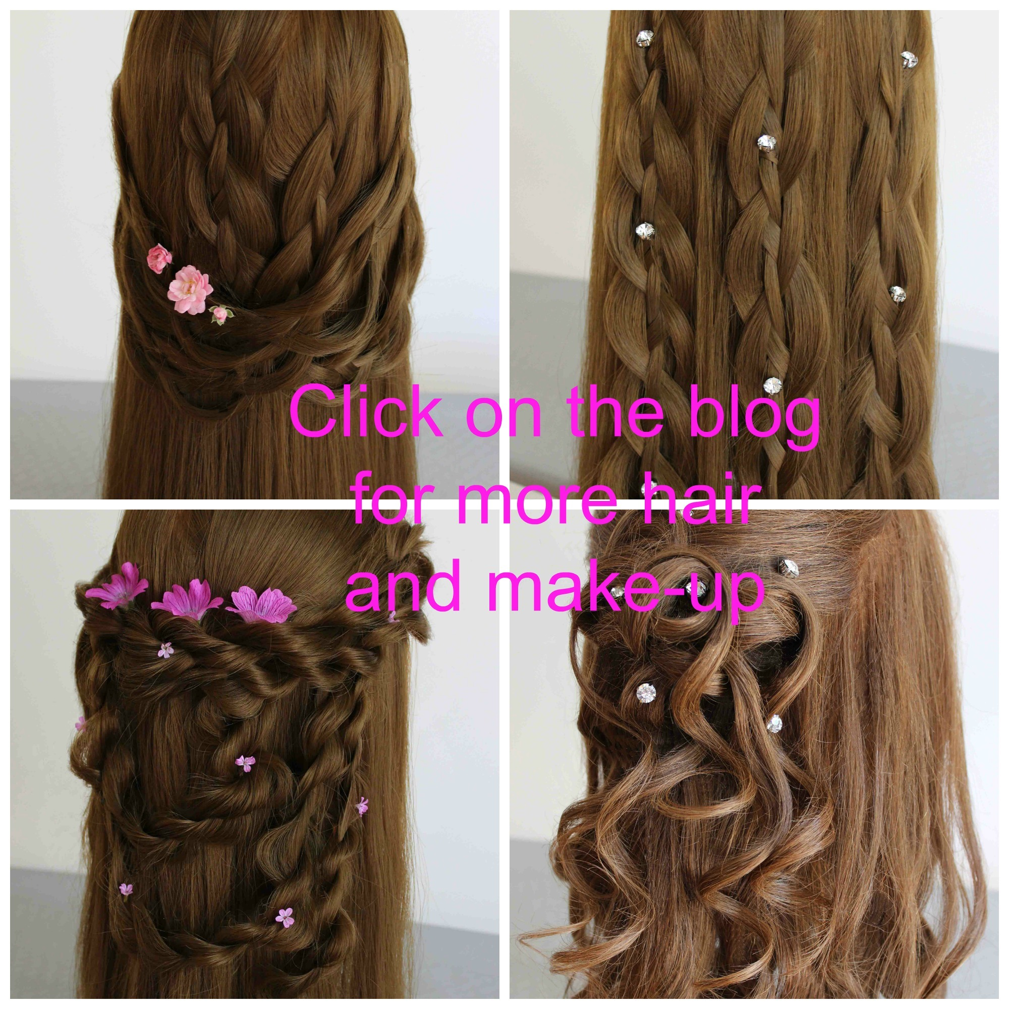 Bridal hair down styles