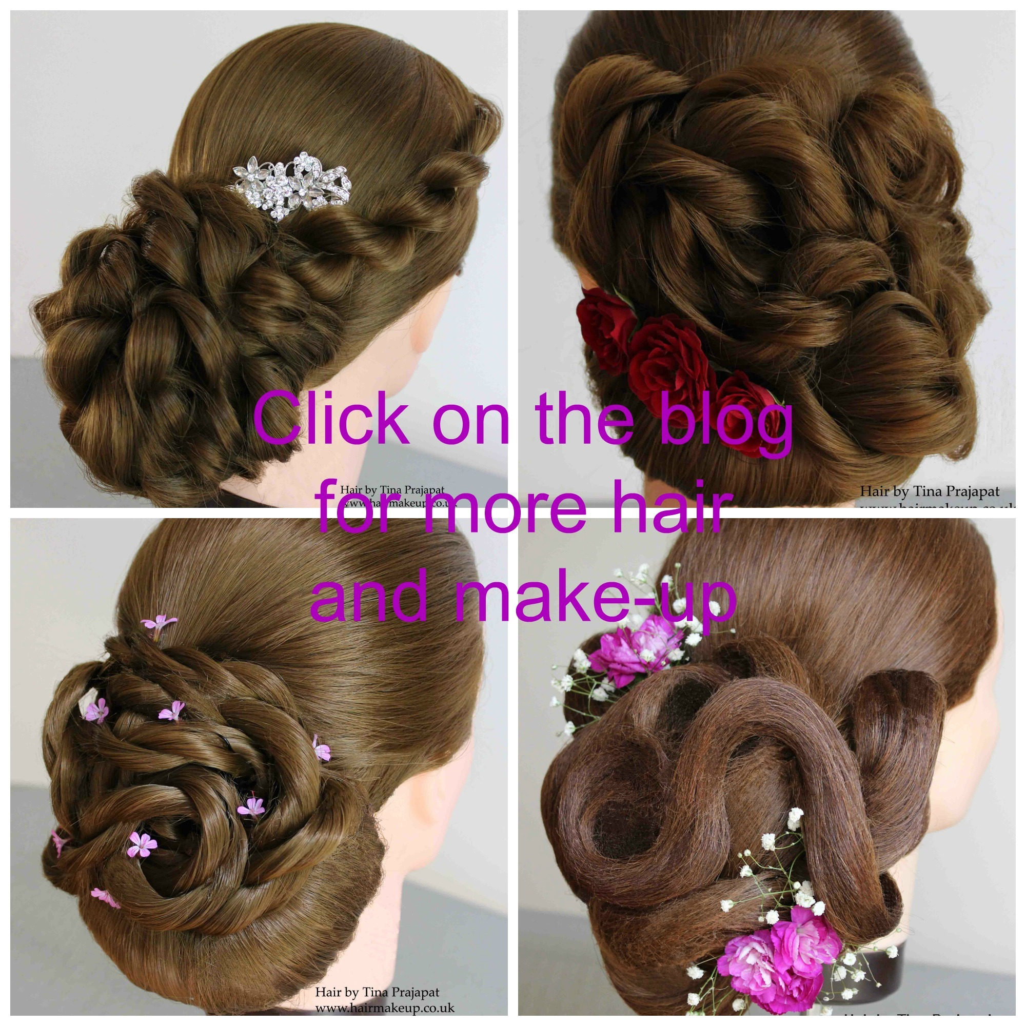 Bridal Hair Up Styles